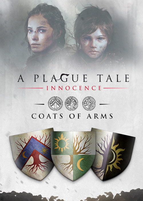 A plague Tale: innocence packshot standard edition