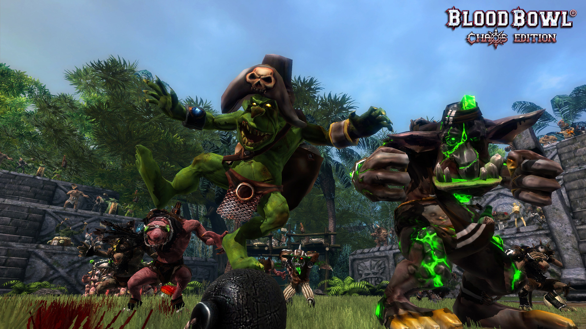 Blood Bowl: Chaos Edition - Focus Home Interactive