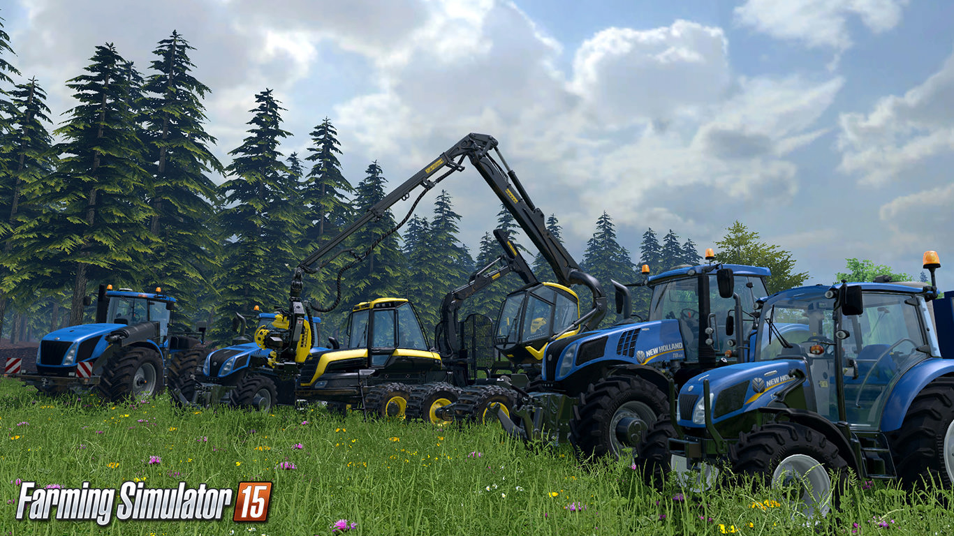 Farming Simulator 15 - Focus Home Interactive