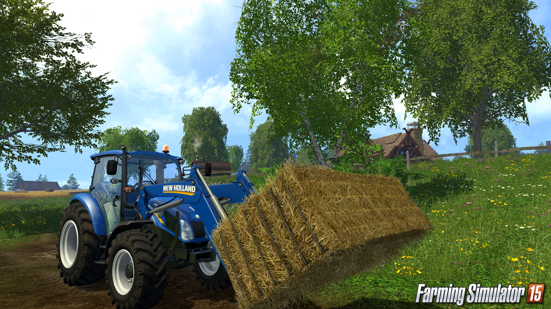 Farming Simulator 15 - Focus Home Interactive