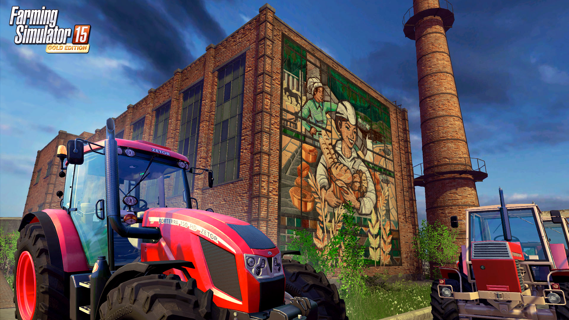 Farming Simulator 15 Gold Edition - Focus Home Interactive