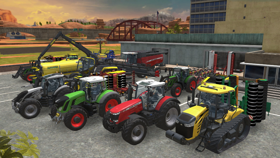 farming simulator 17 free download full version android