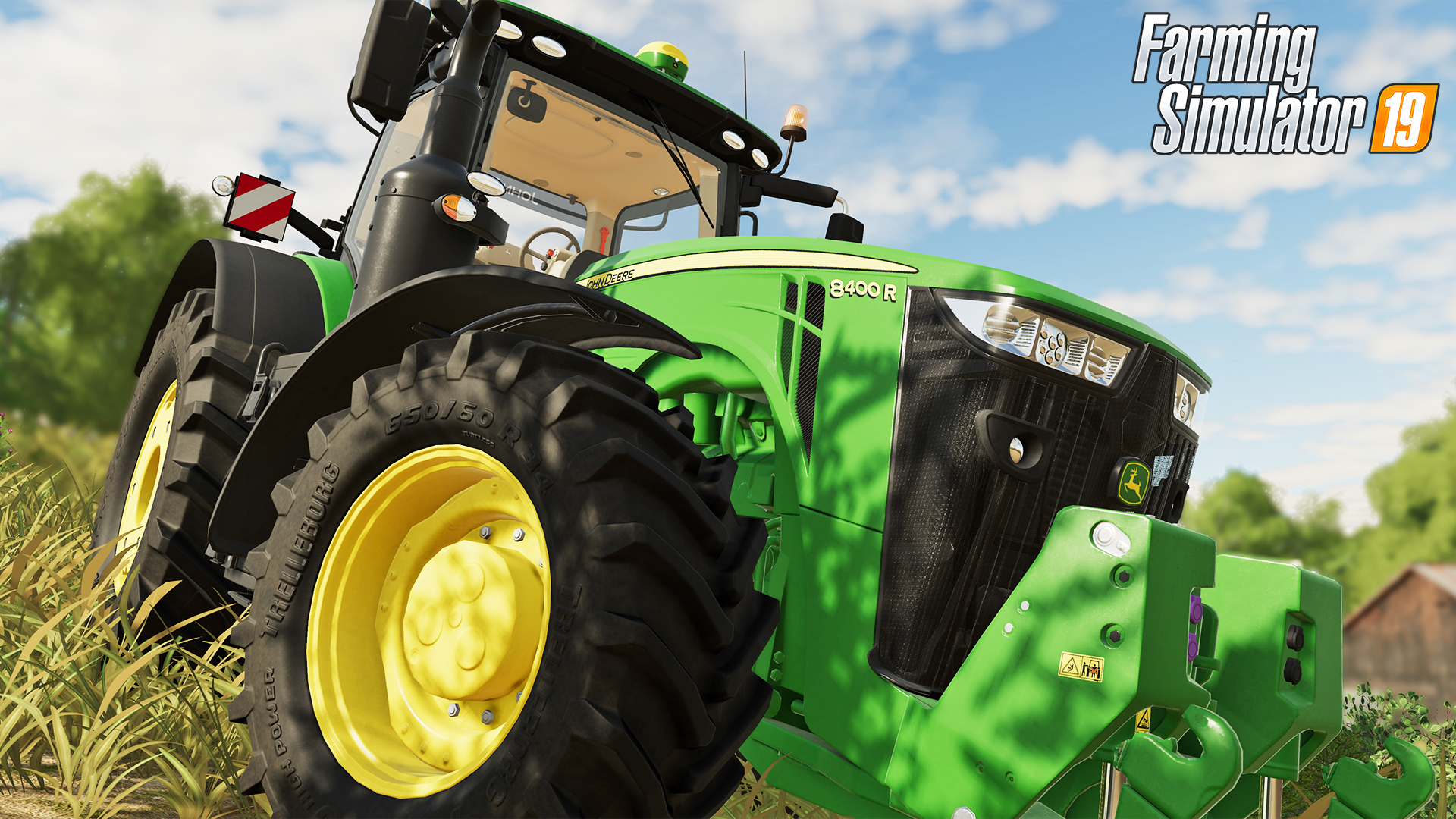 Farming Simulator 19 - Focus Home Interactive