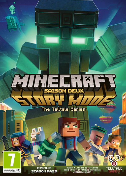 Minecraft - Story Mode Saison 2