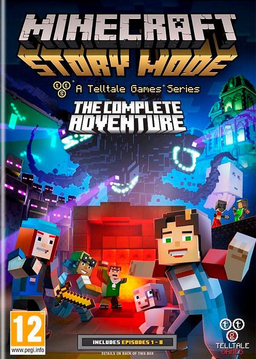 Minecraft : Story Mode - L\'Aventure Complète