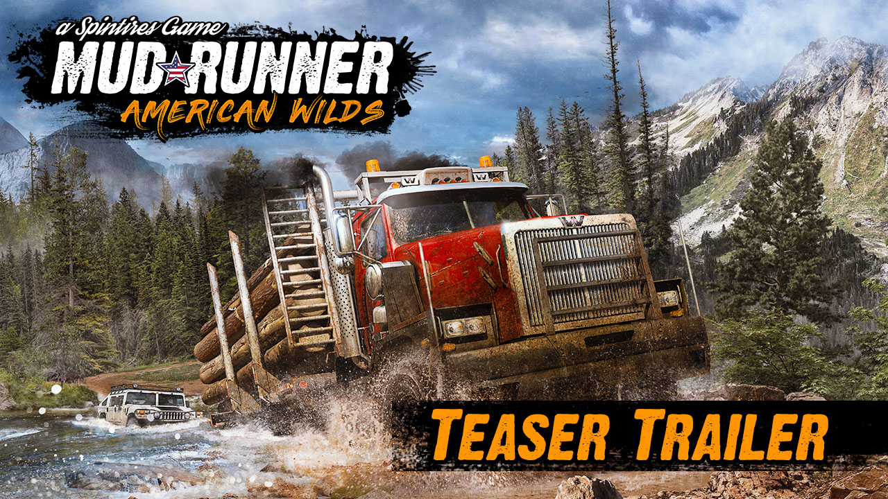 spintires mudrunner american wilds edition download