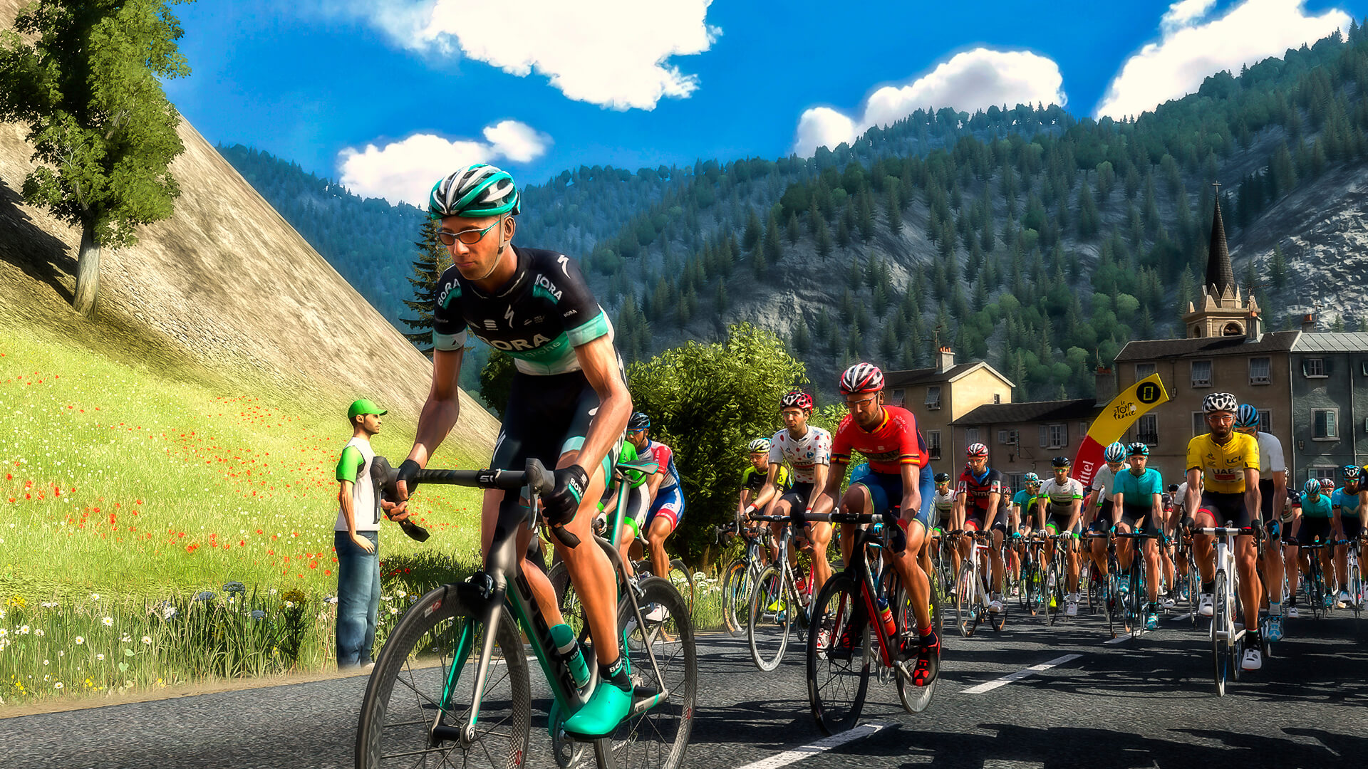 demo jouable pro cycling manager 2009