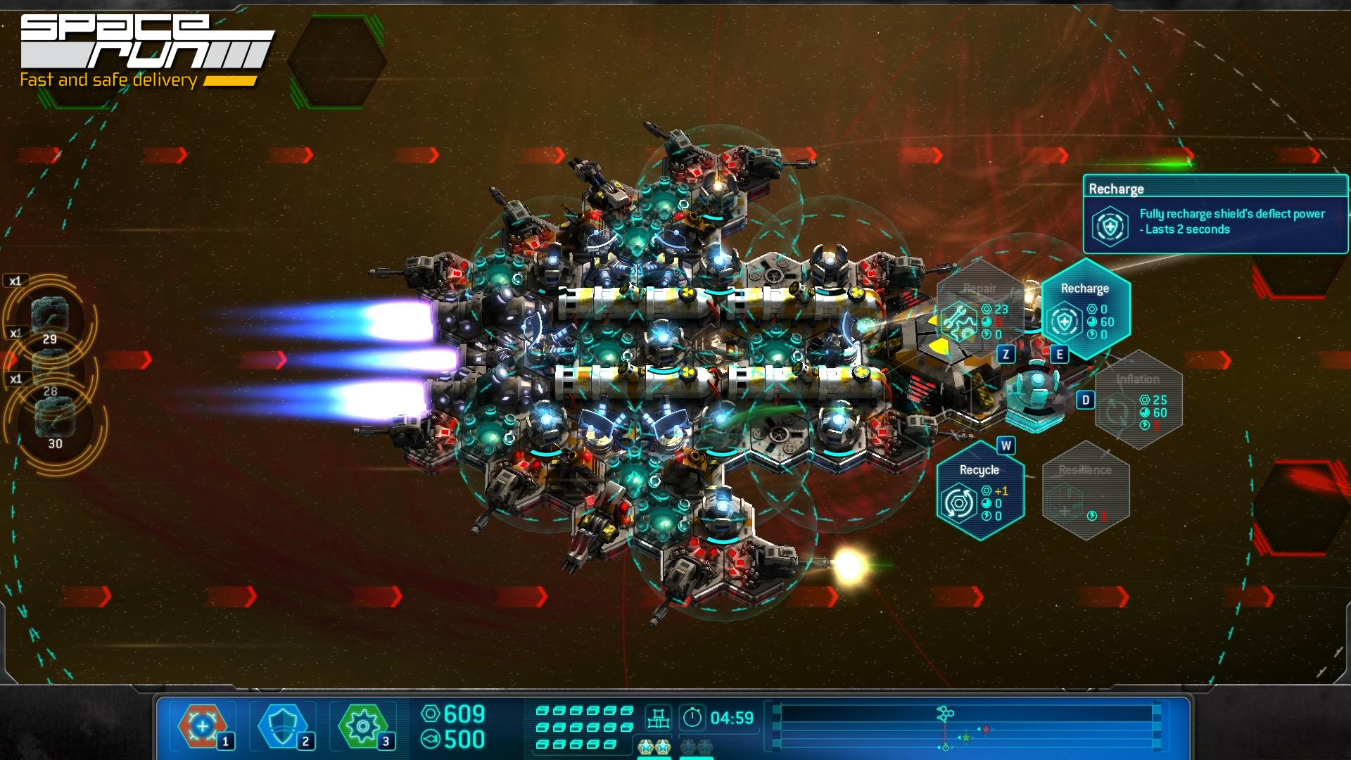 Space Run - Focus Home Interactive
