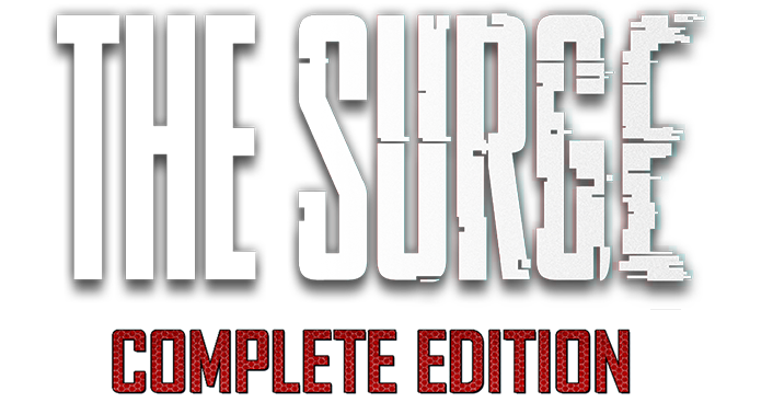 the surge logo complete edition
