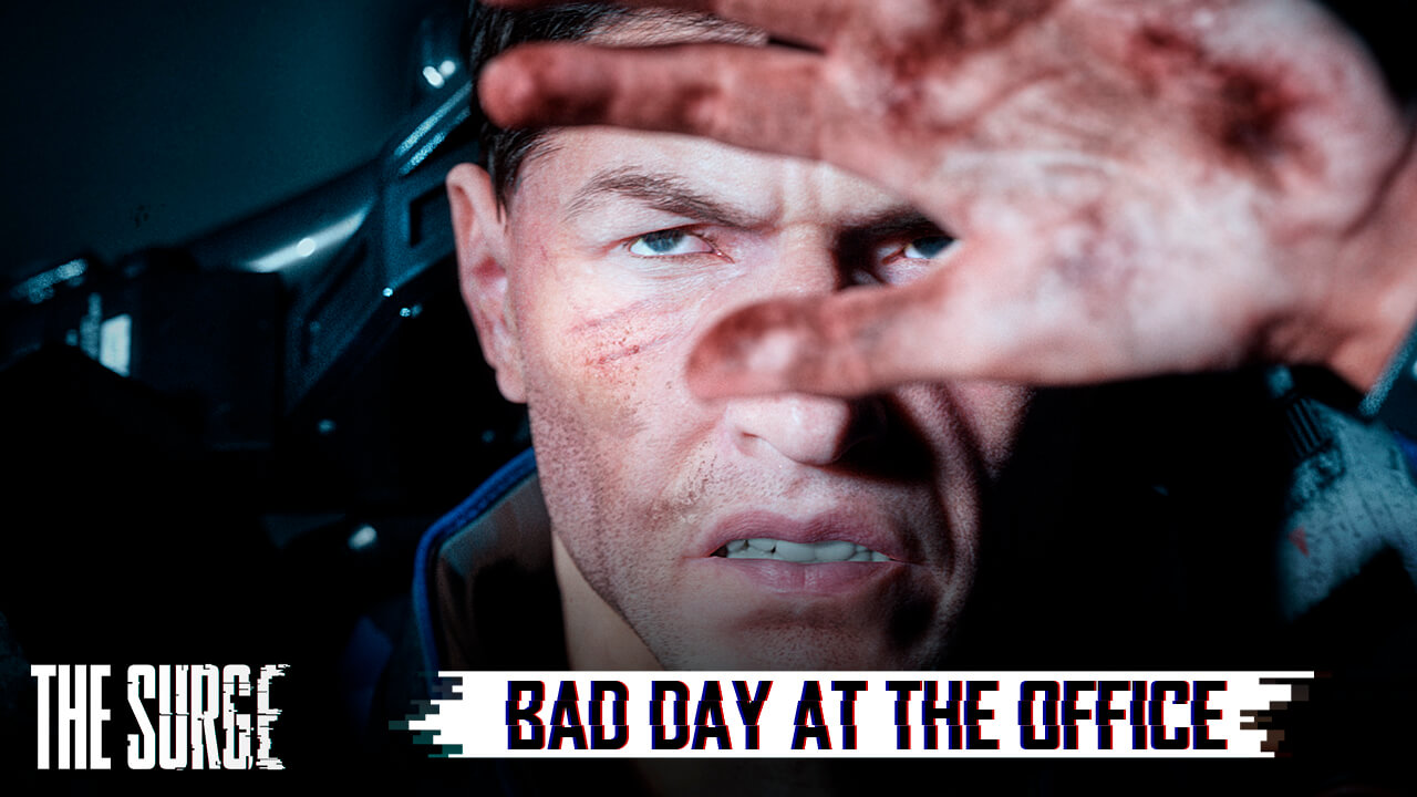 Watch the 'Bad Day at the office' video trailer