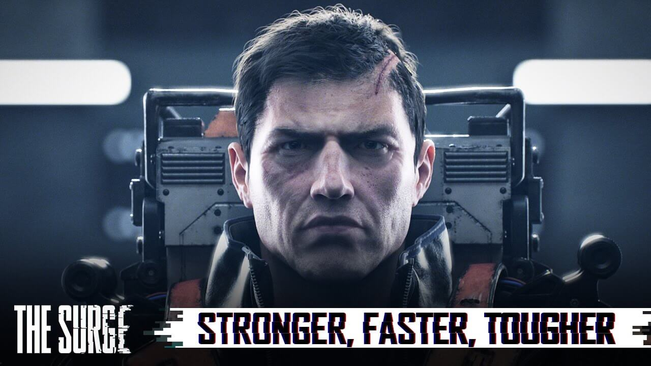 Watch the video trailer Stronger, Faster, Tougher