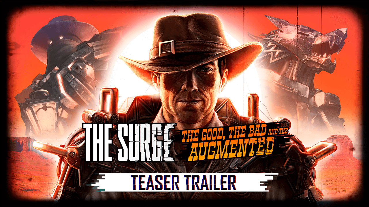 Watch the video teaser THE GOOD, THE BAD AND THE AUGMENTED