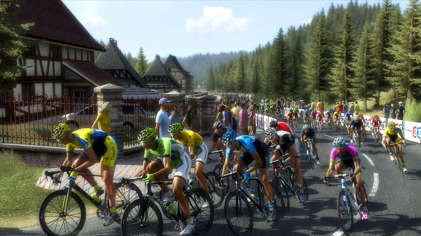 Tour de France 2014 - Focus Home Interactive