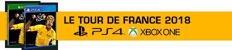 Tour De France 2018 banner