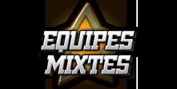 EQUIPES MIXTES