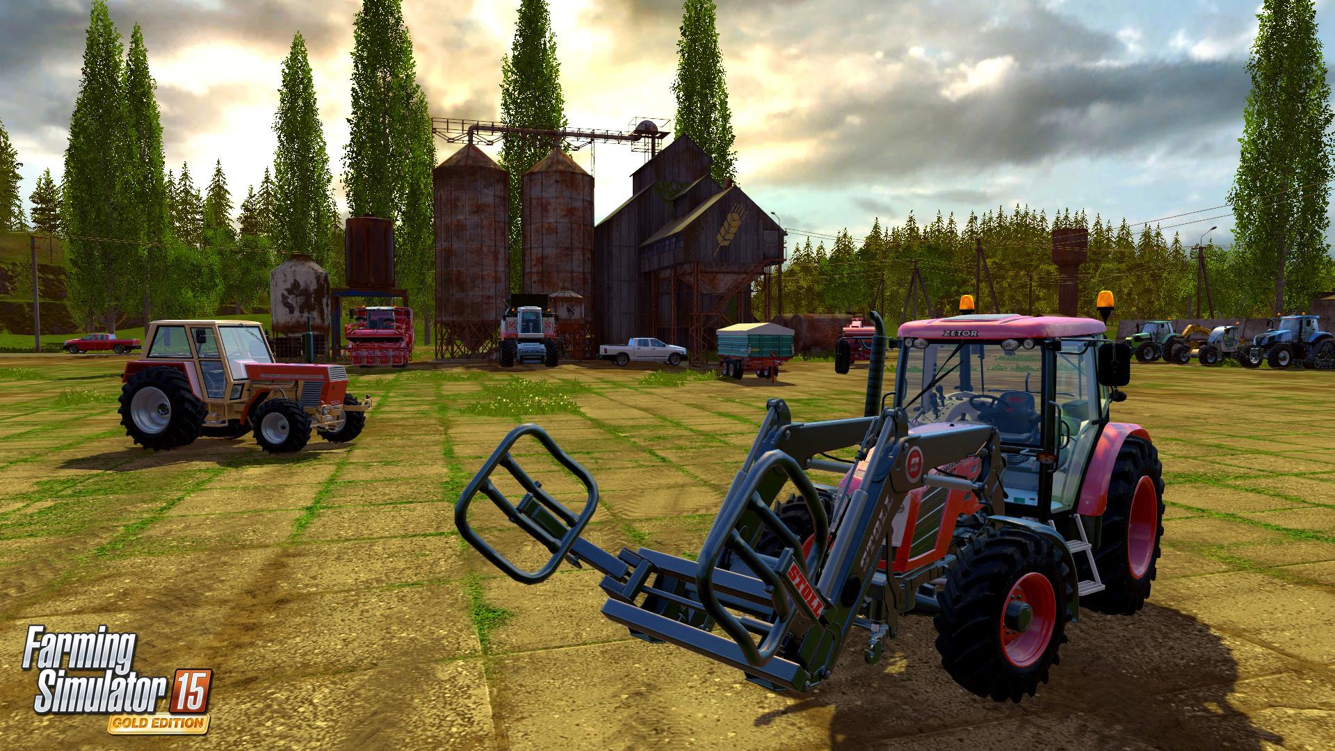 Come scaricare farming simulator 2015 gold edition