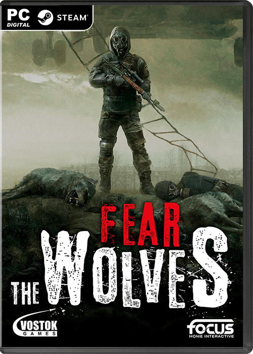 Packshot PC Fear The Wolves