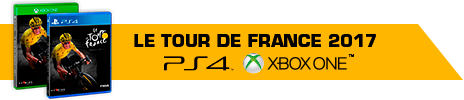 Tour de France 2017 on PS4 and XboxOne
