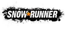 SnowRunner game logo .