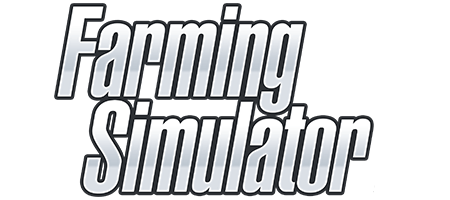 Farming Simulator 19 game logo .