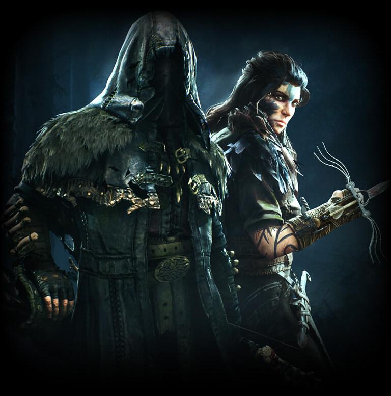 Hood: Outlaws & Legends - Focus Home Interactive